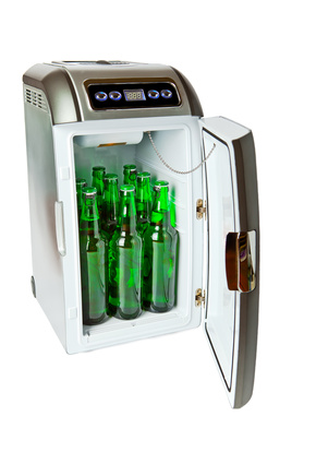 Mini-Getränkekühlschrank